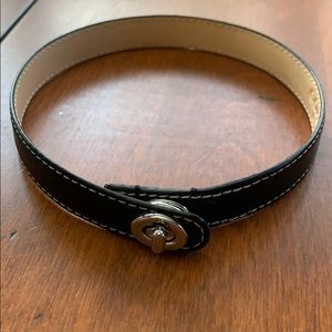 Coach Leather Wrap Bracelet Like New